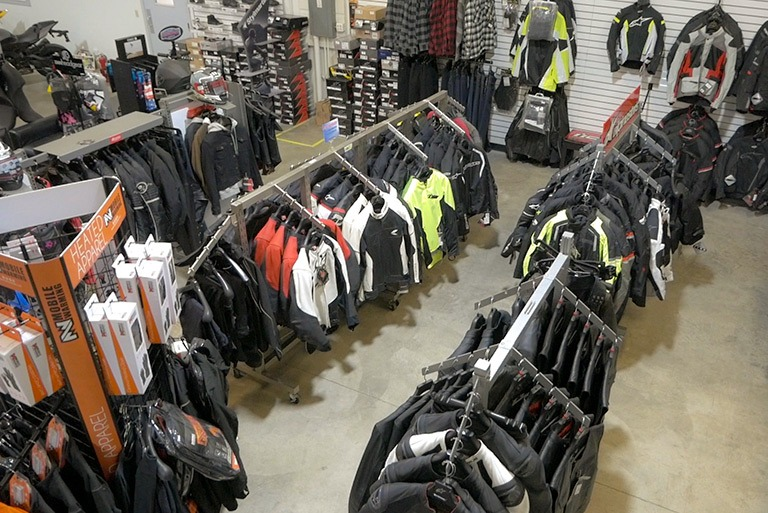 Shop Jackets at Simply Ride.